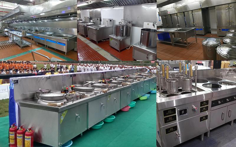 The using of commercial induction cookers boost up your catering management