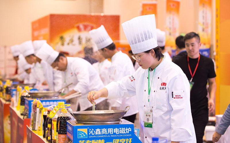 Introduction to Chinese Catering Cuisine: Lu cuisine