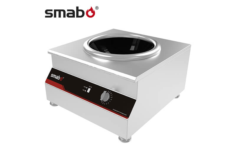 Introduction to commercial induction stove
