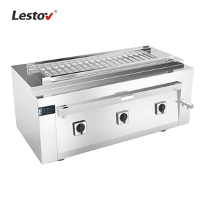 Commercial Electric Grill for Barbecue Food