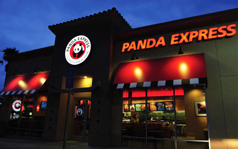 Partner of Lestov cooker: Panda Express Restaurant