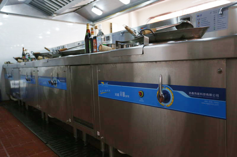 Misunderstandings about commercial induction cooker
