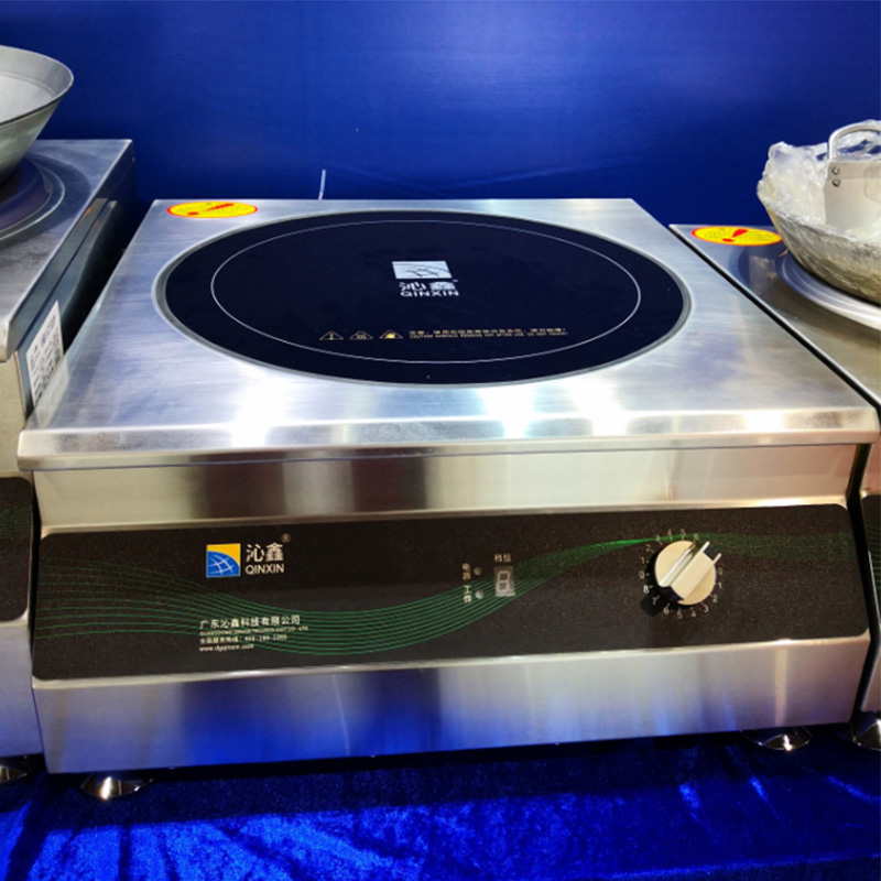 380v Single Zone Commercial Induction Cooker