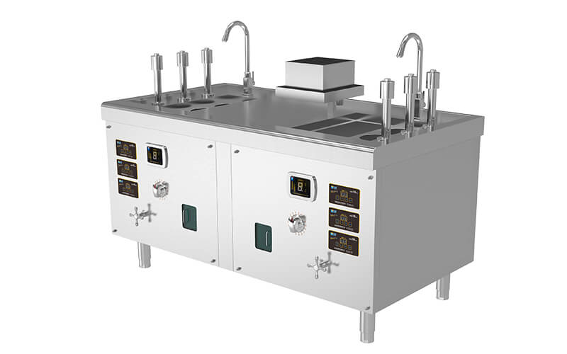 Advantages of high power induction stove