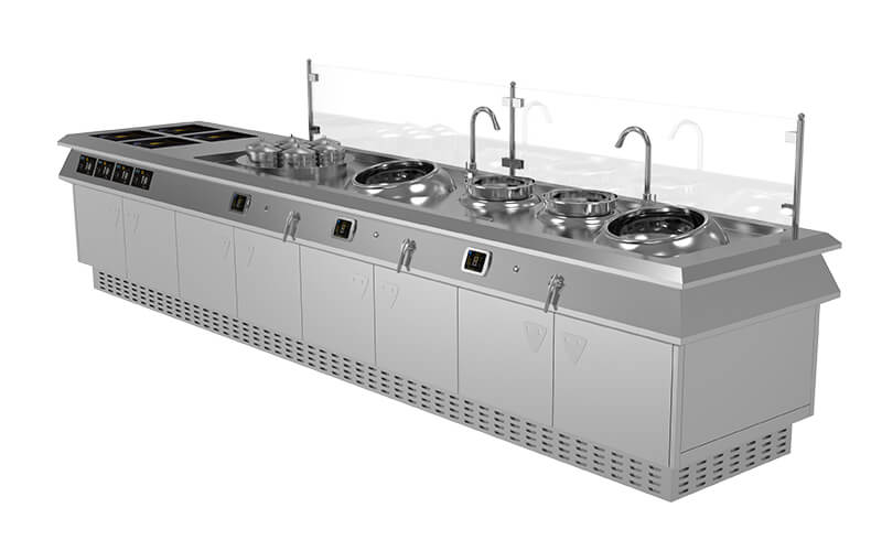 Why do we use high power induction cooker?